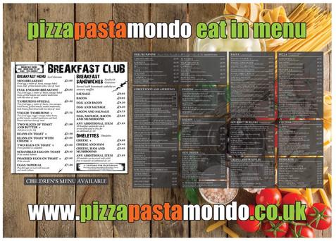 Pizza Pasta Mondo