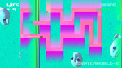 The levels are tougher than they look at first sight. They also appear in a random sequence!