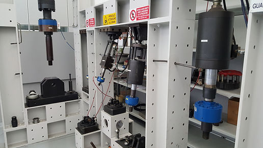 Load Cell Calibration Facility