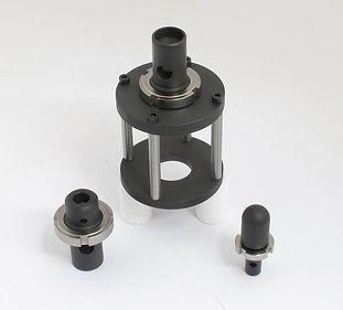 ASTM D4032 Circular Bending test fixture
