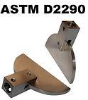 ASTm D2290 Plastic Hoop Tensile Strength Fixture
