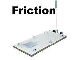 Friction test fixture