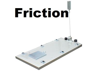 ASTM D1894 - Friction Test Fixture