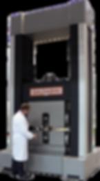 Heavy Duty Universal Testing Machine