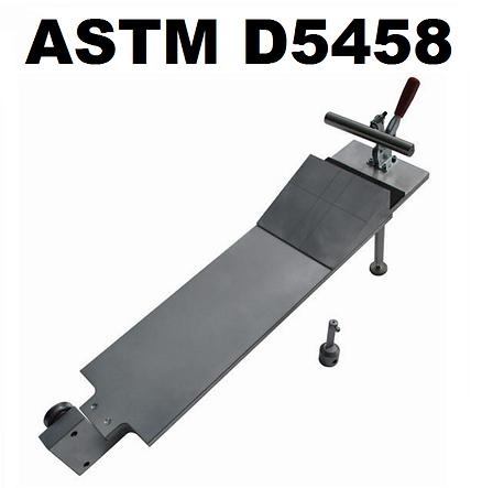 ASTM D5458 Fixture