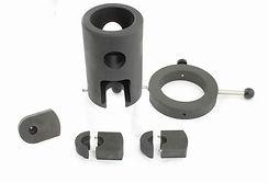 ASTM E8 Tensile Grips