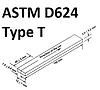 ASTM D624 Sample Cutting Die Type C