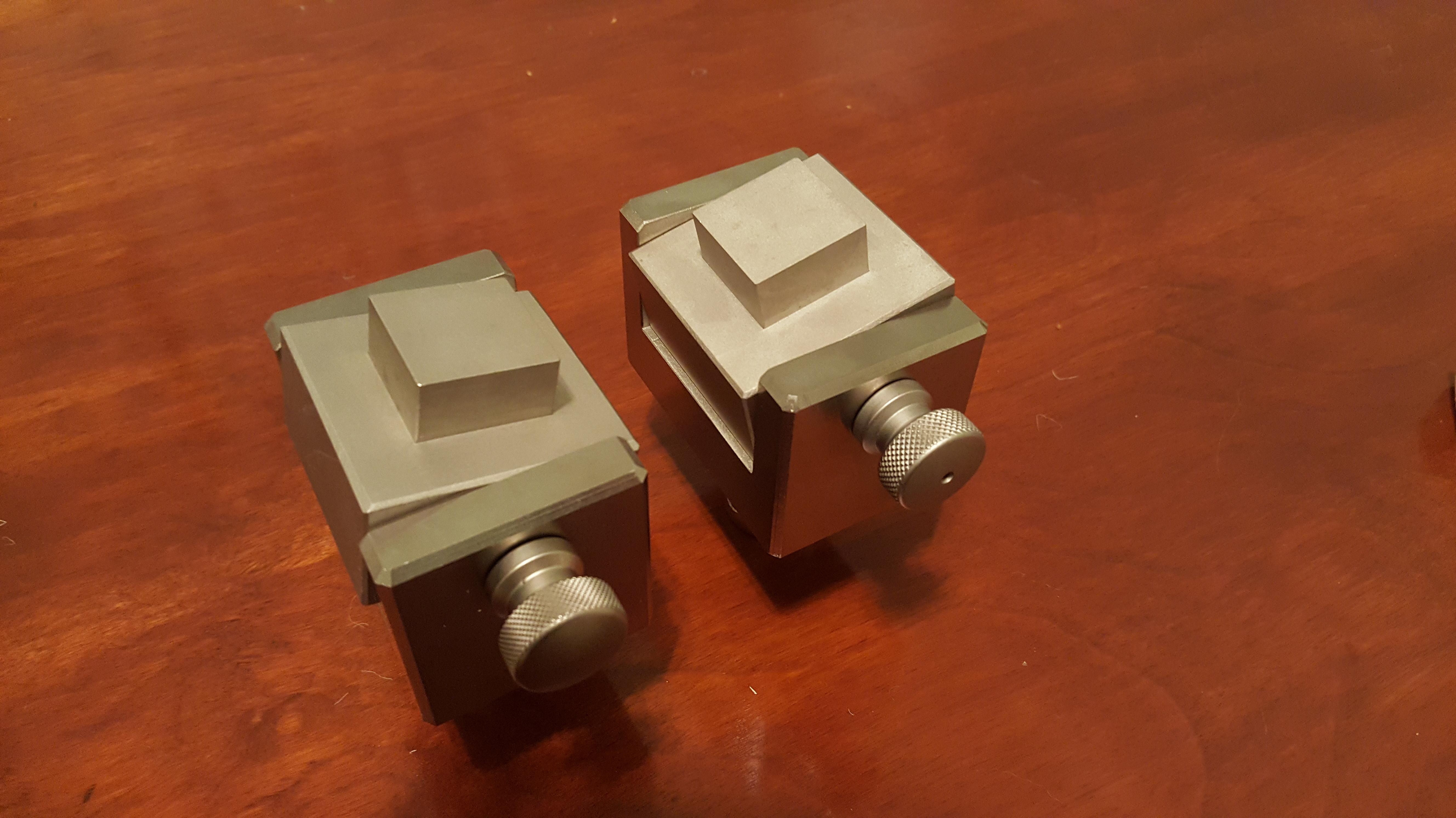 ASTM C297 Grips