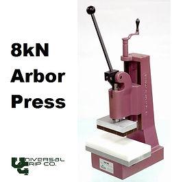 8kN Arbor Press