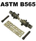 ASTM B565 Aluminum Shear Fixture