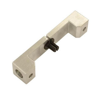 Simple O-ring tensile testing fixture