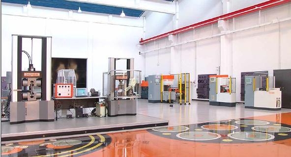 universal testing machine technology center