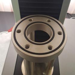 Inside of ASTM D4833 Fixture