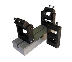 3 point fatigue bend testing fixture
