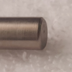 ASTM D4833 chamfered edge