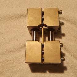 ASTM D6641 Shear Fixture