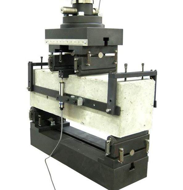 Bend Fixture for Concrete Testing