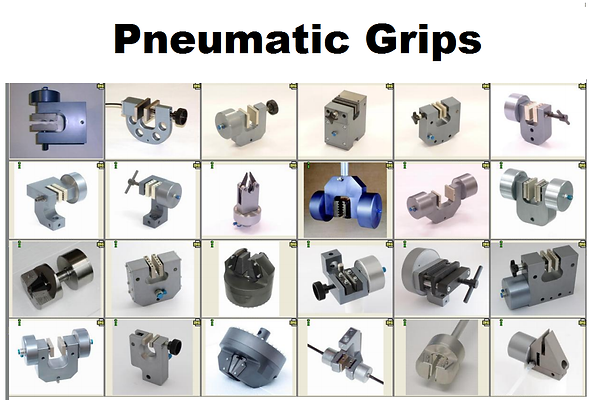 Types of Pneumatic Grips