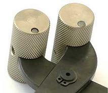 Scissor Grip Closeup