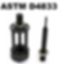 ASTM D4833 geomembrane puncture