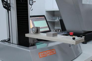 ASTM D1894 testing system