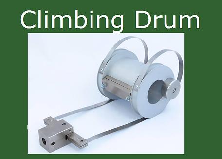 Climbing Drum Peel Fixture