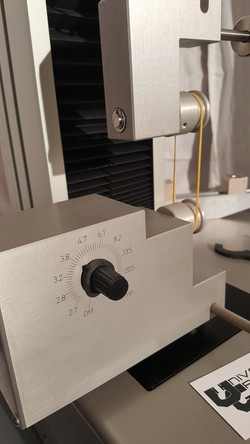 ASTM D1414 Motorized O-Ring Testing Fixture
