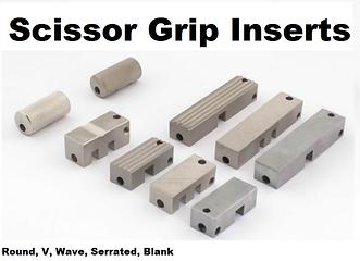 Scissor Grip Inserts