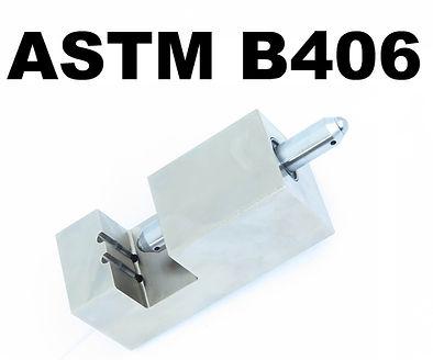 ASTM B406 Fixture