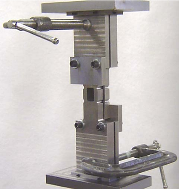 ASTM D6484 Compression Shear Fixture