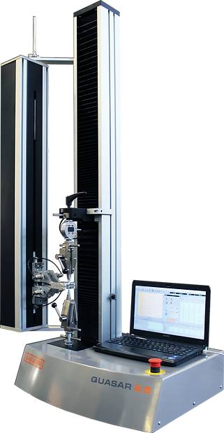 Universal Testing Machine for Rubber