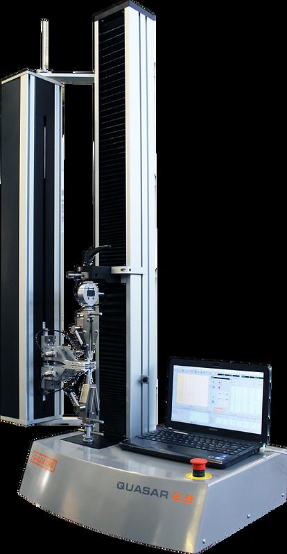Galdabini 500 lb. material testing system