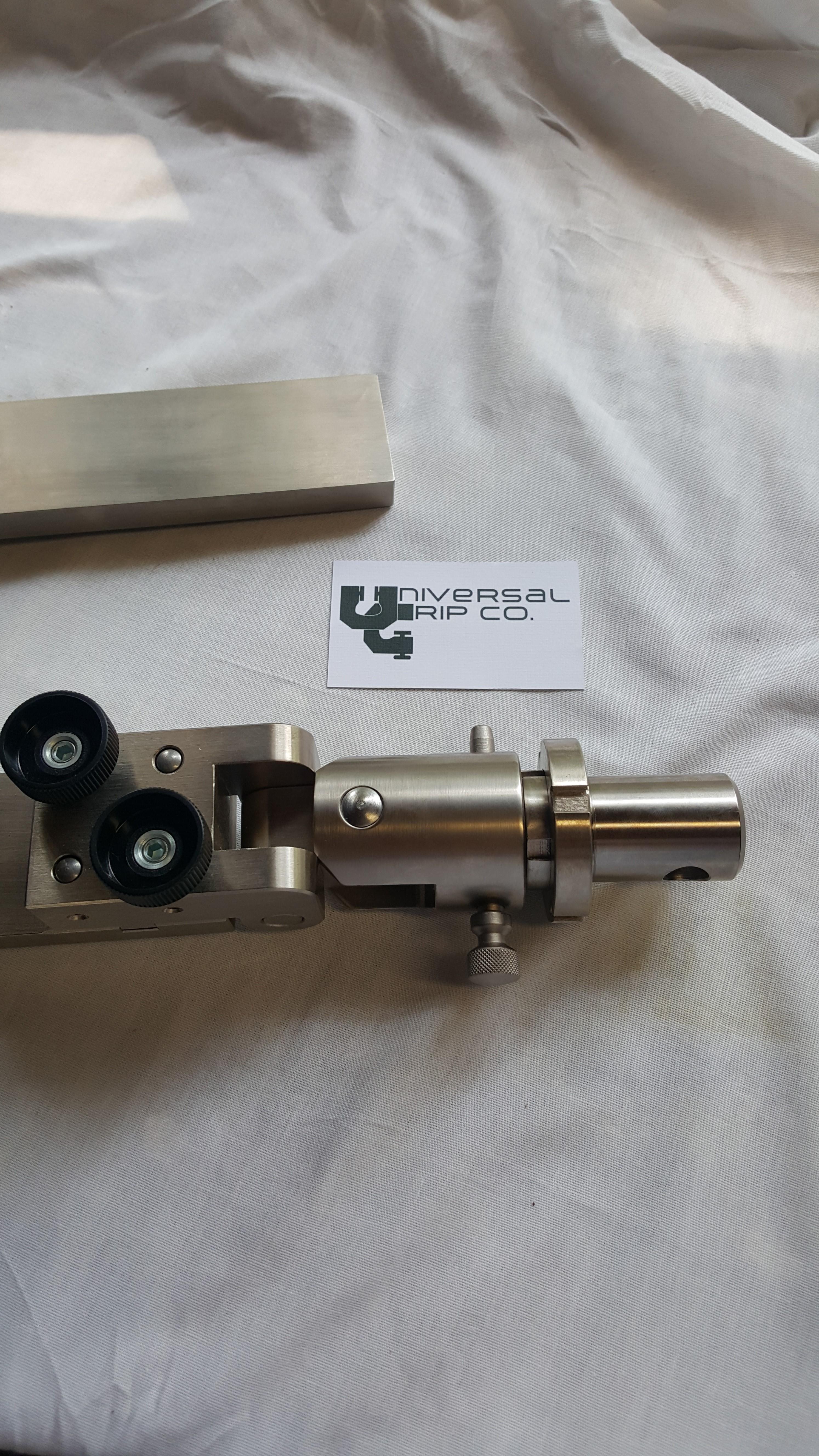 ASTM C273 Shear Fixture (10)