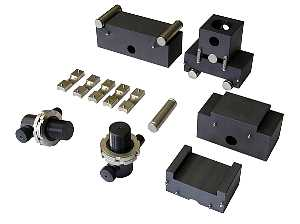 Bend Fixture for ASTM C1684 Ceramic Rods