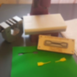 ASTM Cutting Die and Arbor Press Set