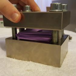 ASTM D732 Plastic Shear Sample Specimens
