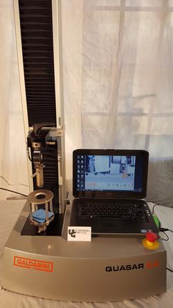ASTM D4032 Circular Bend Test Fixture