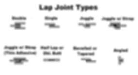 ASTM D1002 Lap Joint Types