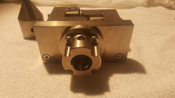 ASTM D5379 Iosipescu Fixture with 1.25in standard coupling