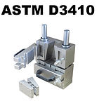 ASTM D3410 Shear Loading Fixture