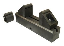Heavy Duty reinforced steel 3 pt. bend fixture