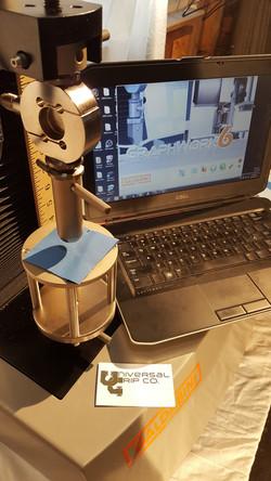 ASTM D4032 Stiffness Test Cloth