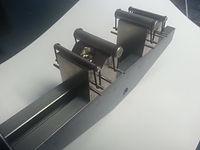Bend Fixture Rollers