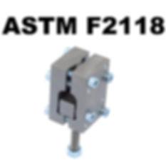 ASTM D7249 Long Beam Flexure Fixture