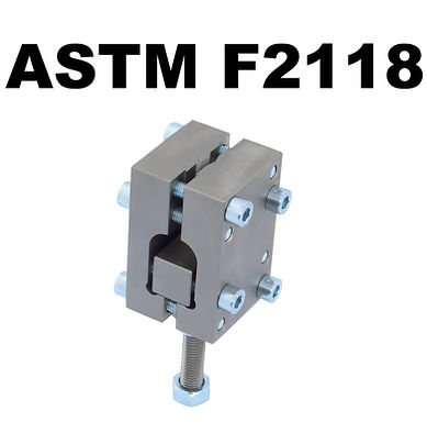 ASTM D7249 Long Beam Flexure Fixture