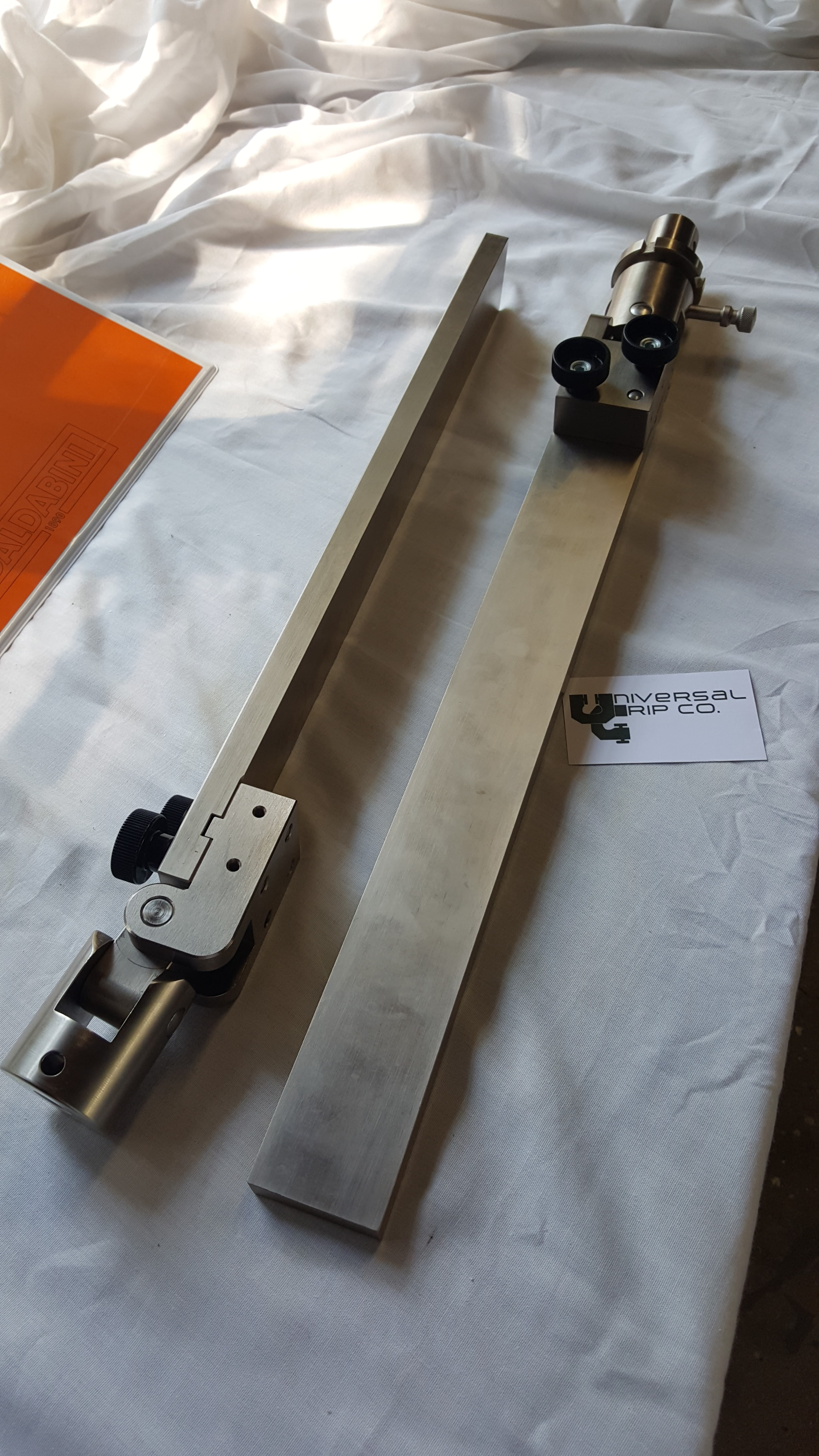 ASTM C273 Shear Fixture (3)