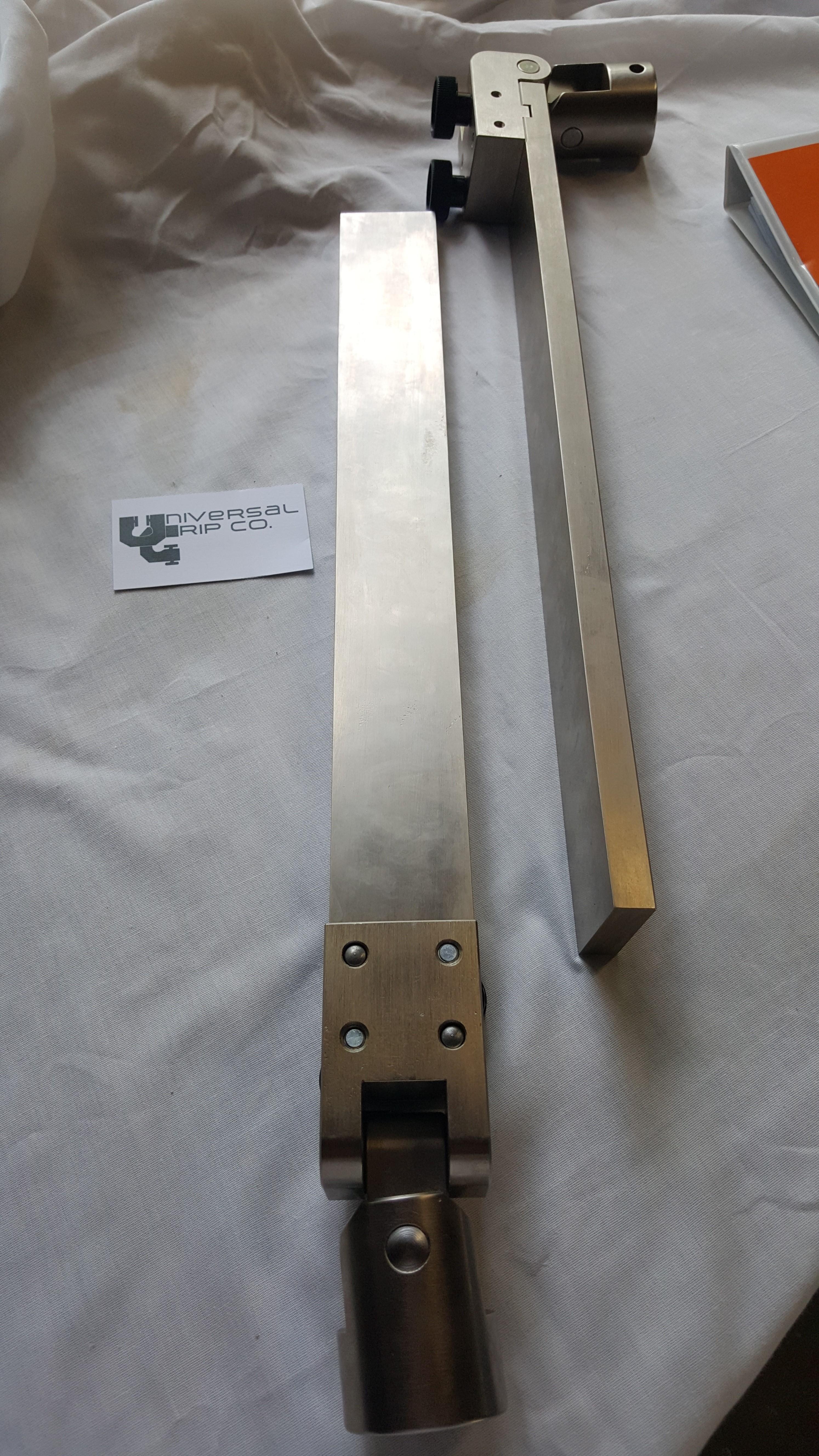 ASTM C273 Shear Fixture (15)