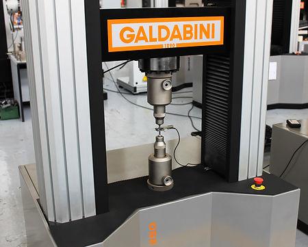 250kN Galdabini Universal Testing Machine