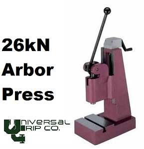 26kN Large Arbor Press