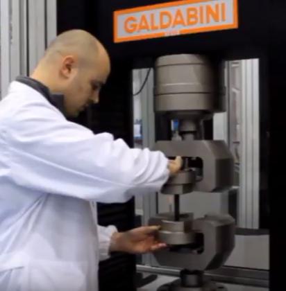 Metal Tensile Testing